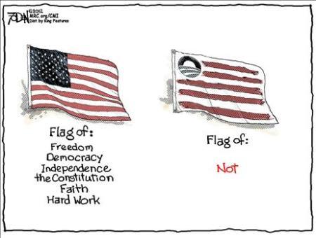 Flag of Not