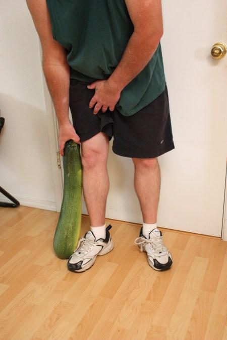 leg zucchini