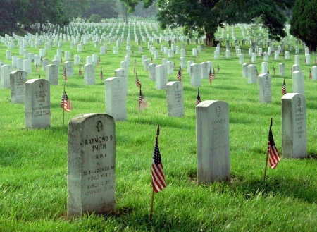 Memorial Day - Arlington National Cemetery