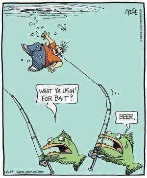 Funny fish comic - photo#47