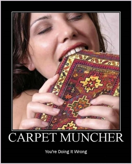 carpet-muncher
